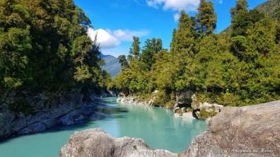 Gorges d'Hokitika Nouvelle-Zélande