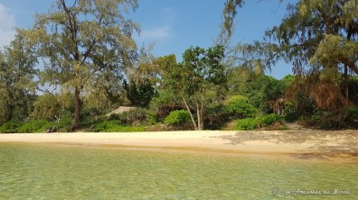 Lazy beach - Koh Rong Samloen - Cambodge