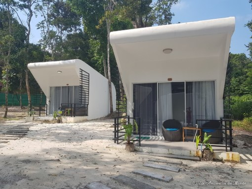 The_Pipes resort - Koh Rong Samloen - Cambodge