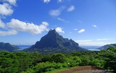 belvédère de Moorea - Polynésie française