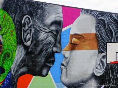Street art Wellington - Nouvelle-Zélande