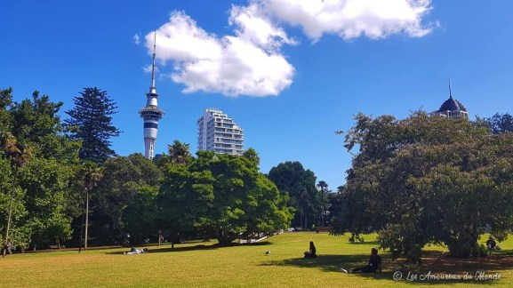 Albert Park - Auckland