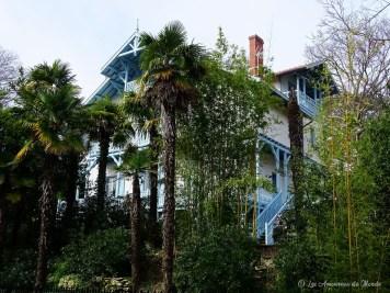 Villa Marguerite - quartier ville d'Hiver - Arcachon