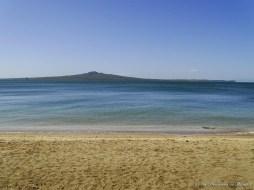 En face l'île de Rangitoto - Auckland