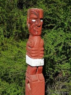 Le Village maori Whakarewarewa à Rotorua en Nouvelle-Zélande