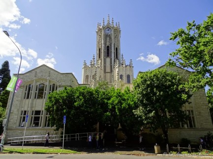 Old Arts Building - Auckland