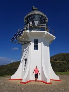 Phare du Cap Reinga en Nouvelle-Zélande