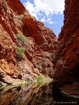 Simpson Gap MacDonnellRanges - Australie