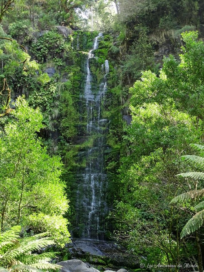 Erskine Falls - Great Ocean Road - Australie