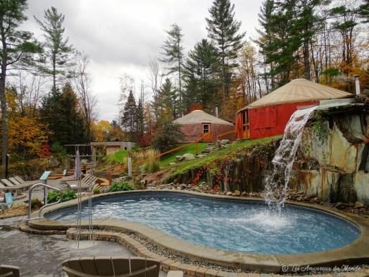 Spa Bolton - Cantons de l'Est - Canada