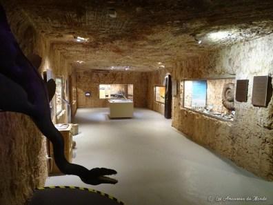 Umoona Mine & Museum - Coober Pedy - Australie