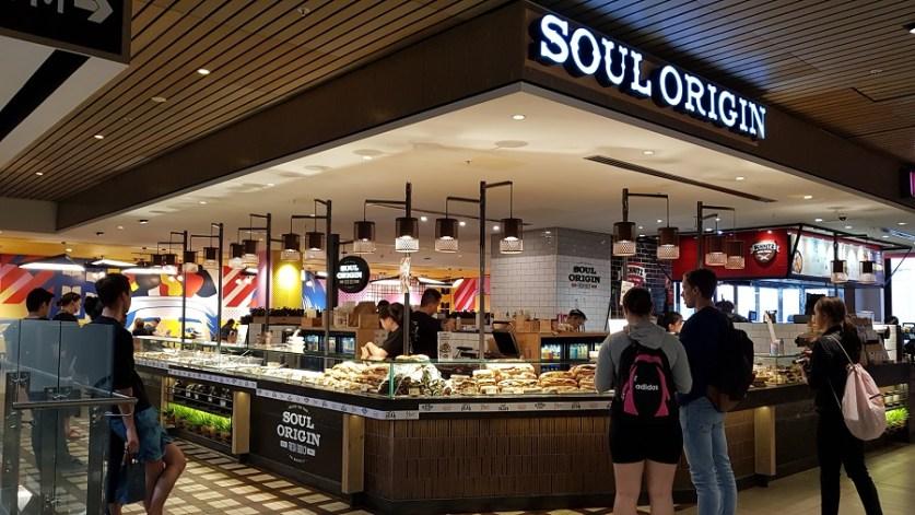 Soul origin Melbourne