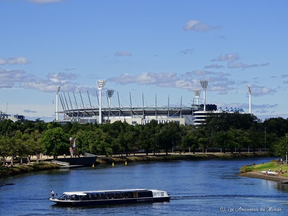 stade Melbourne Cricket Ground