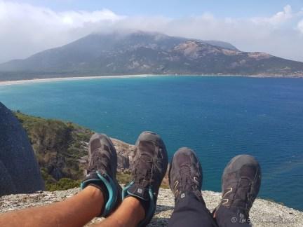Pillar point - Parc de Wilsons Promontory - Australie