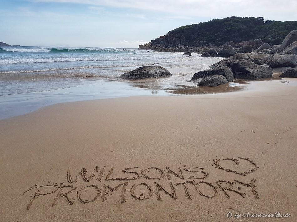 Parc de Wilsons Promontory - Australie