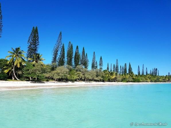 Baie de Kuto - île des Pins - Nouvelle-Calédonie