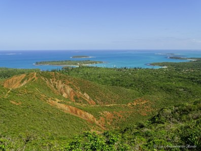 Pic N'Ga - île des Pins - Nouvelle-Calédonie