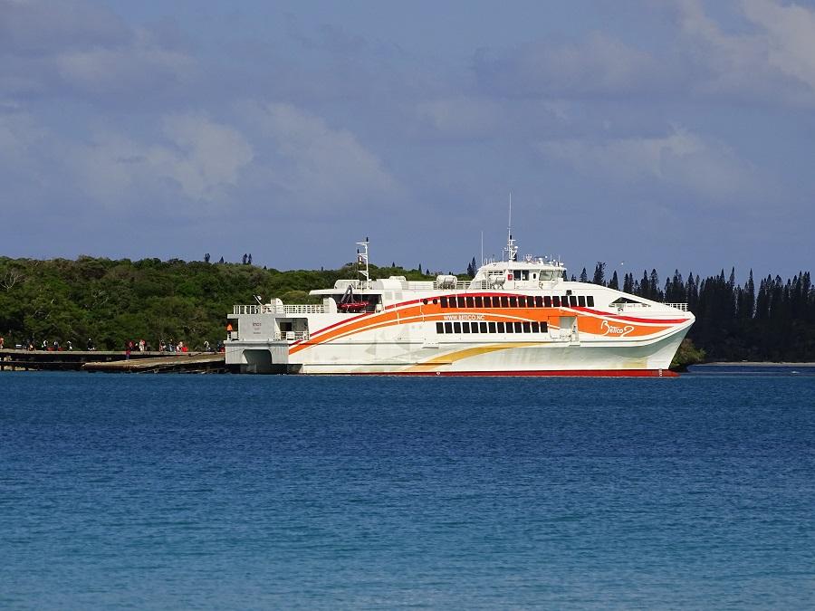 Le Betico 2 Nouméa - île des Pins - Nouvelle-Calédonie