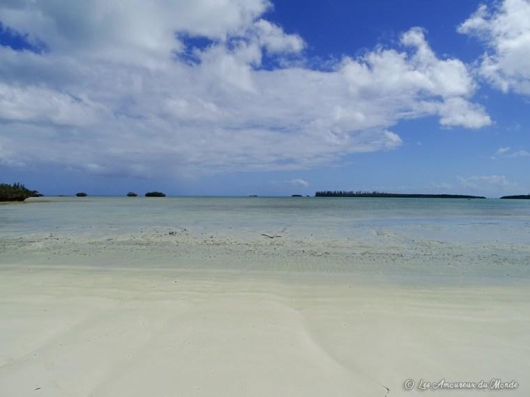 Baie des crabes - île des Pins