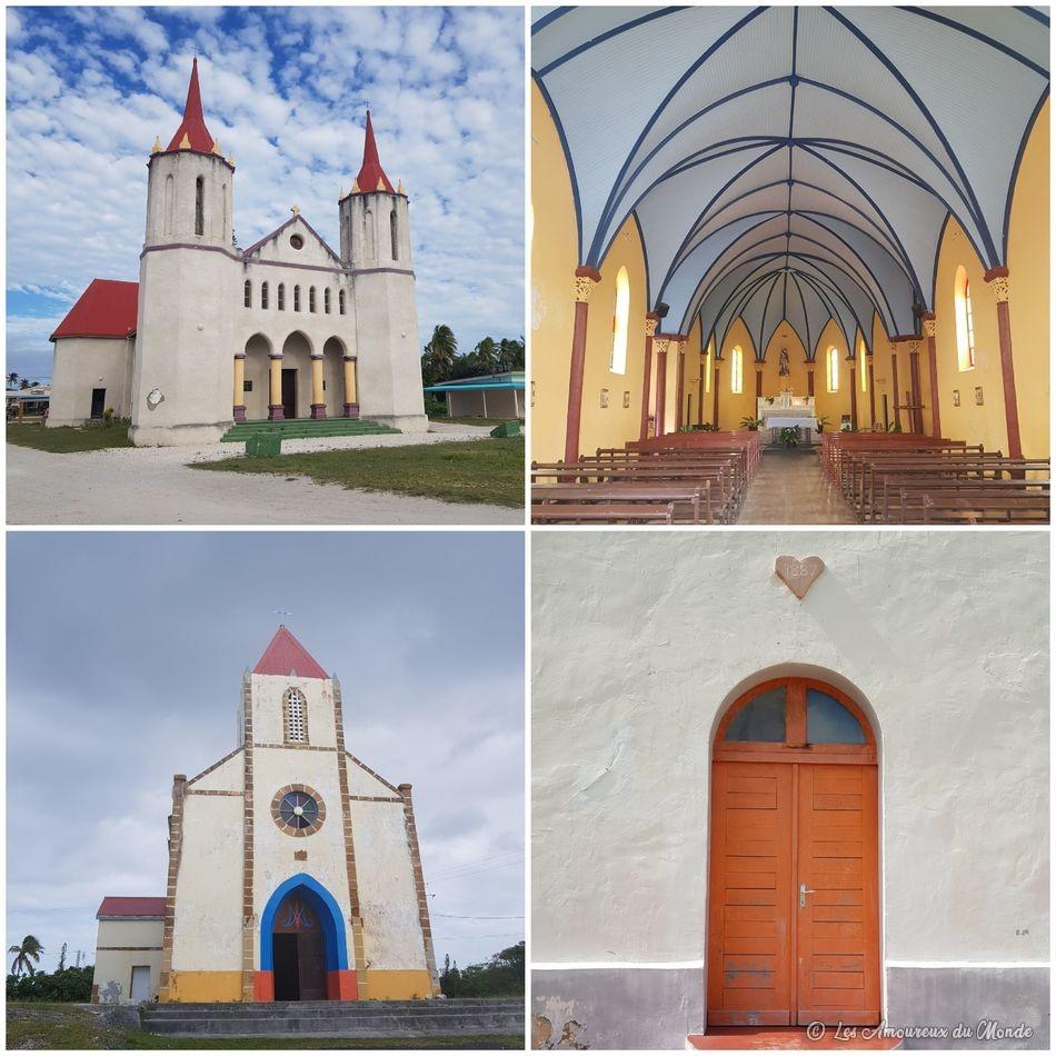 églises à Ouvéa