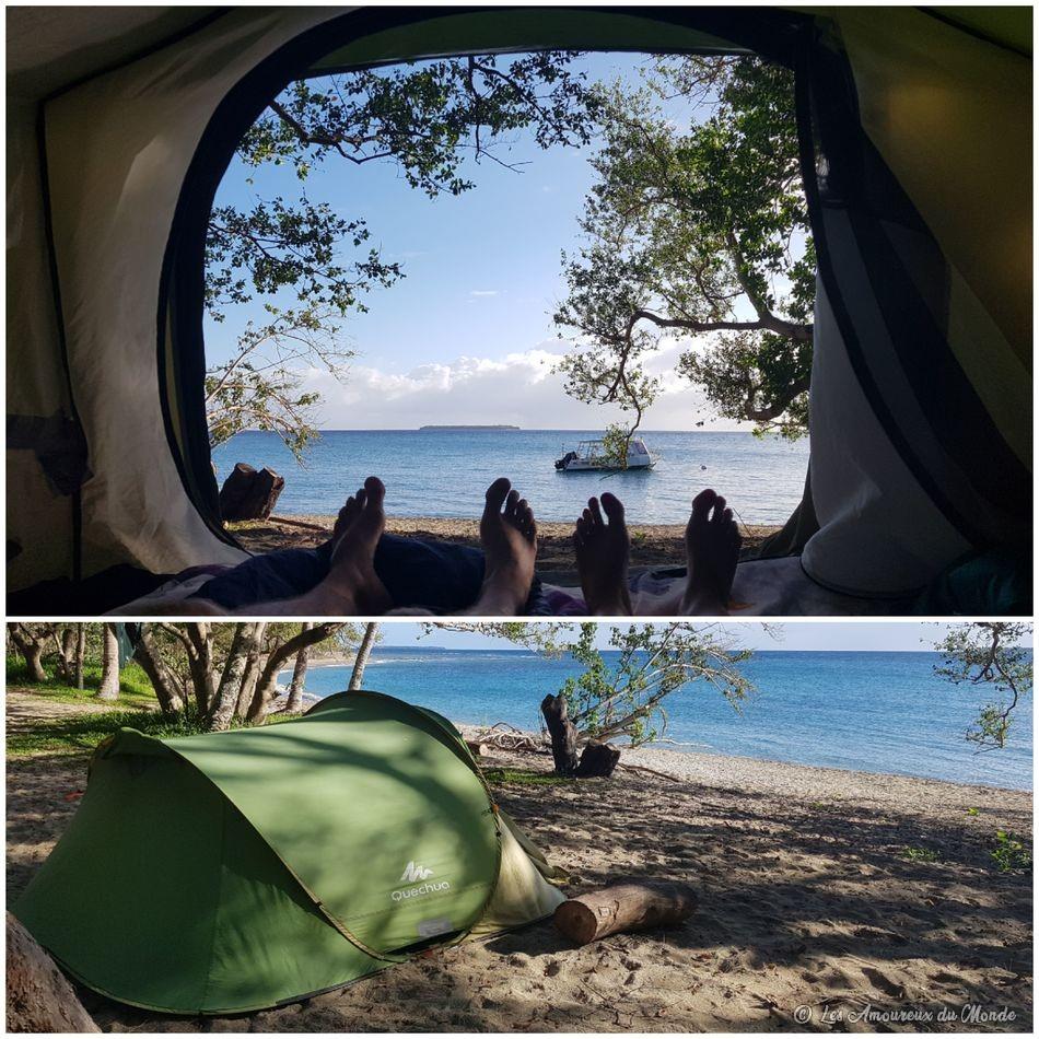 camping de Babou côté Ocean
