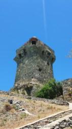 Tour Paoline à Nonza - Cap Corse