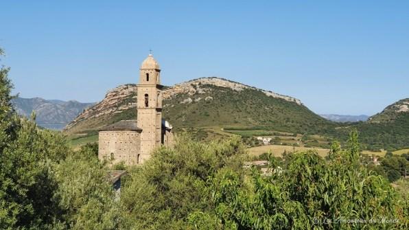 Eglise de Patrimonio - Corse