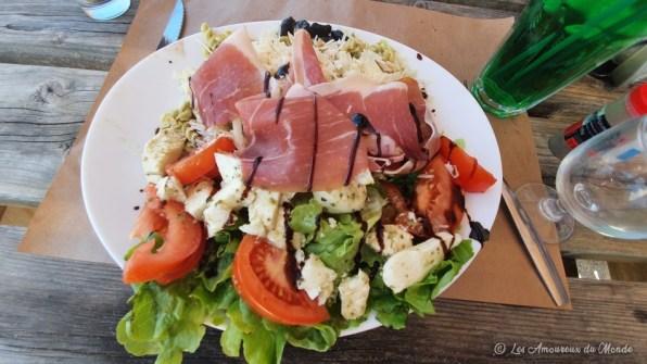 restaurant Plage Capo di Feno - Ajaccio