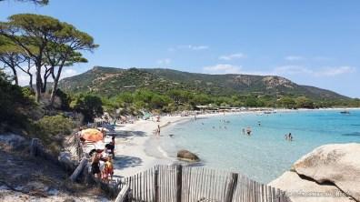 Plage de Palombaggia - Corse