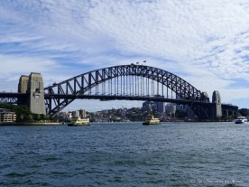 Harbour Bridge à Sydney - Australie