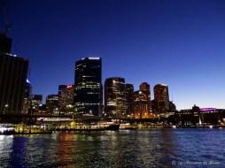 skyline de Sydney