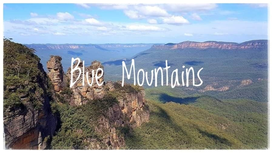 Parc national des Blue Mountains - Australie