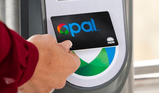 opal card Sydney