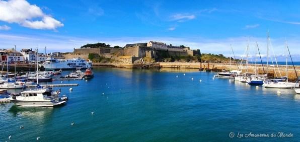 Le Palais et la Citadelle Vauban - Belle île en Mer