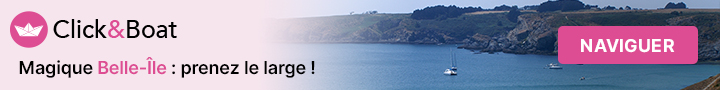 Louer un bateau Belle-île-en-mer