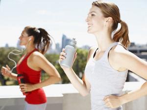 sport et coupe menstruelle