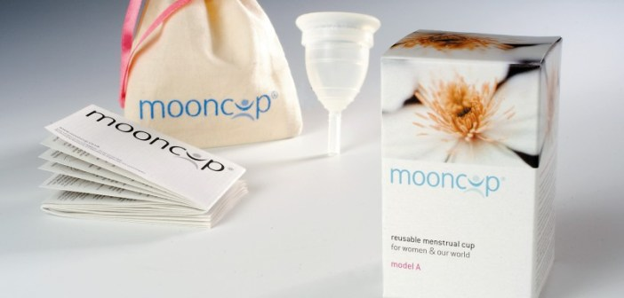 mooncup grande packaging