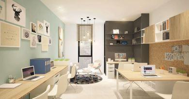Tìm hiểu về căn hộ Office