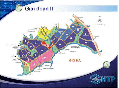 Quy hoạch khu công nghệ cao quận 9 - giai đoạn 2