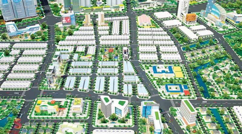 Phối cảnh dự án Singa City Quận 9