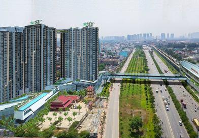 Căn hộ Metro Star Xa lộ Hà Nội Quận 9 – 1,8 Tỷ/căn 2PN