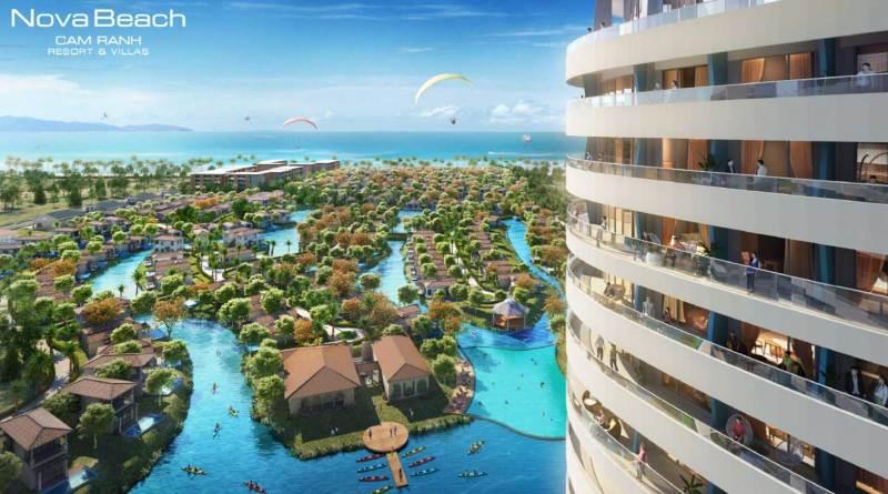 Lợi nhuận lên đến 29%/năm từ căn hộ nghỉ dưỡng NovaBeach Cam Ranh