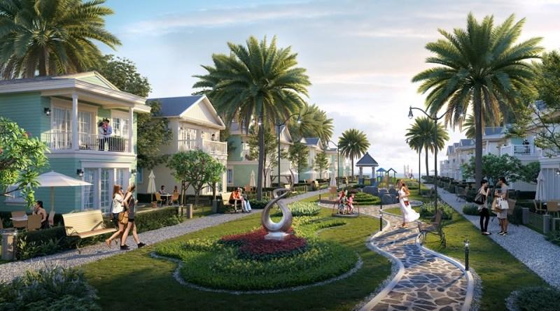 Dự án NovaWorld Phan Thiết, Nhà phố Mỹ thanh toán từ 650 triệu