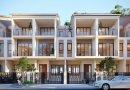 Nhà phố Palm Marina Novaland Quận 9 – 8 tỷ/căn (5×25)