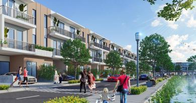 Nhà phố Dragon Village Quận 9 – Giá cực tốt 6×15 giá 4,4 tỷ