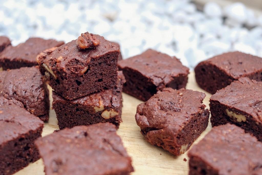 Brownie cétogène