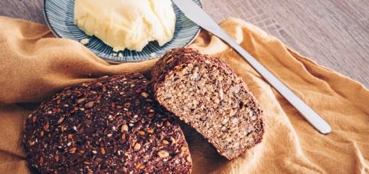 Préparation pain céto Energus