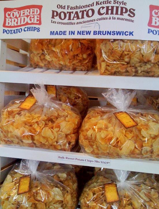 wall o' chips