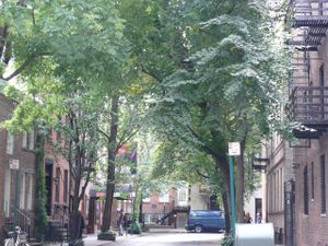 pretty streets of the west village