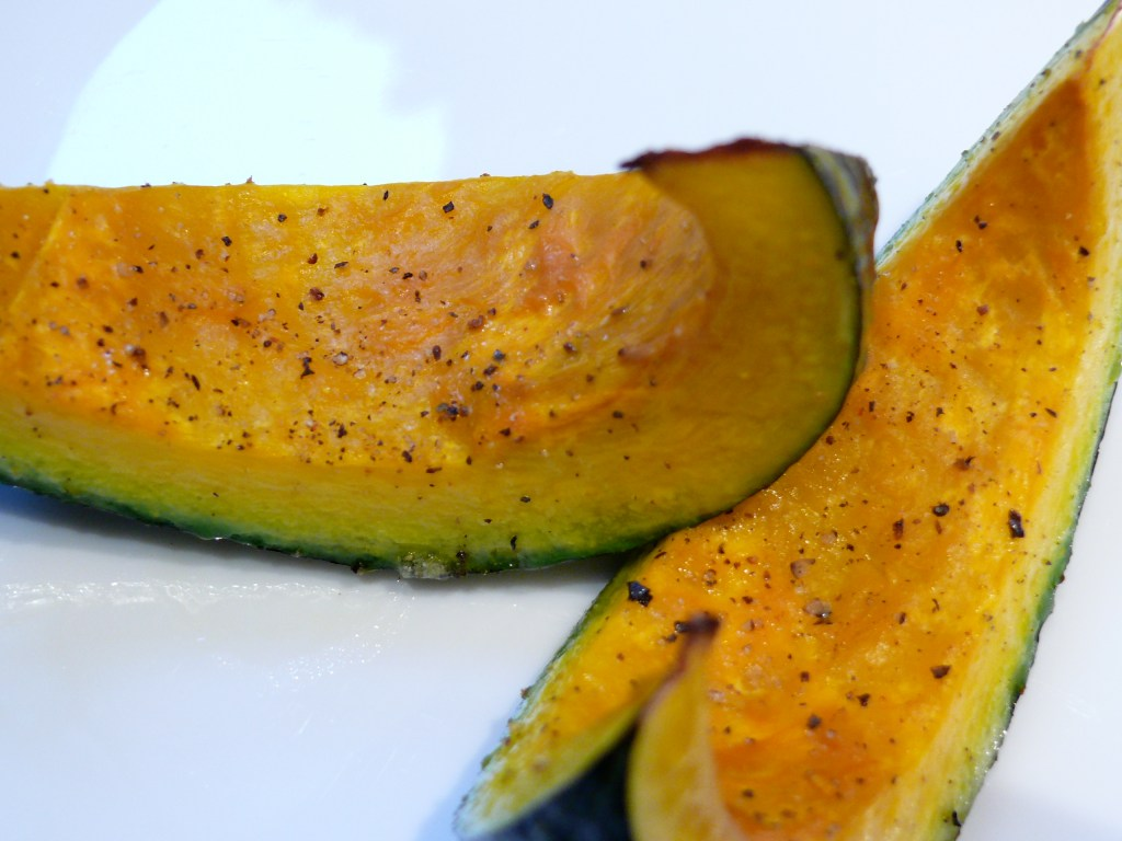 roasted kabocha